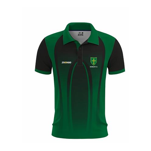 Guiseley CC T20 Short Sleeve Playing Shirt
