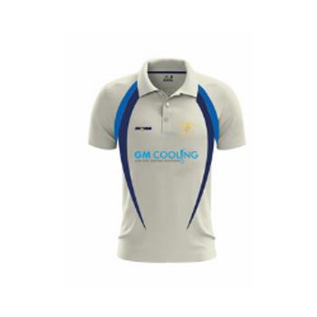Queensbury CC Short Sleeve Senior Playing Shirt