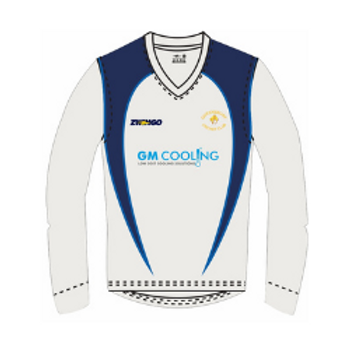Queensbury CC Long Sleeve Senior Playing Sweater