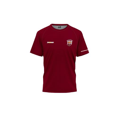 Halifax League T20 Maroon T-Shirt