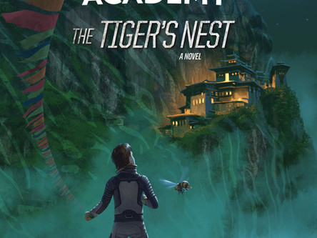 The Tiger's Nest is Here!