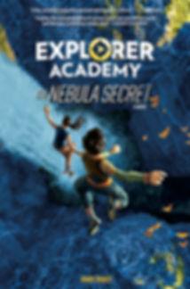 Explorer Academy, Book 1: The Nebula Secret