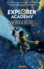 Explorer Academy, Book 1: The Nebula Secret