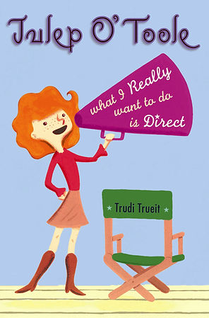 Julep O'Toole, Book 3: What I Really Want to do is Direct