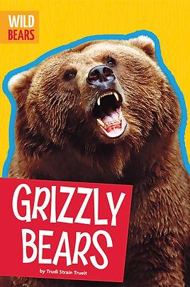Grizzly Bears by Trudi Trueit