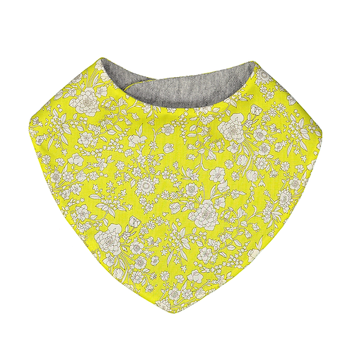 SMA SWEDEN BAVOIR BANDANA Bloom Citron
