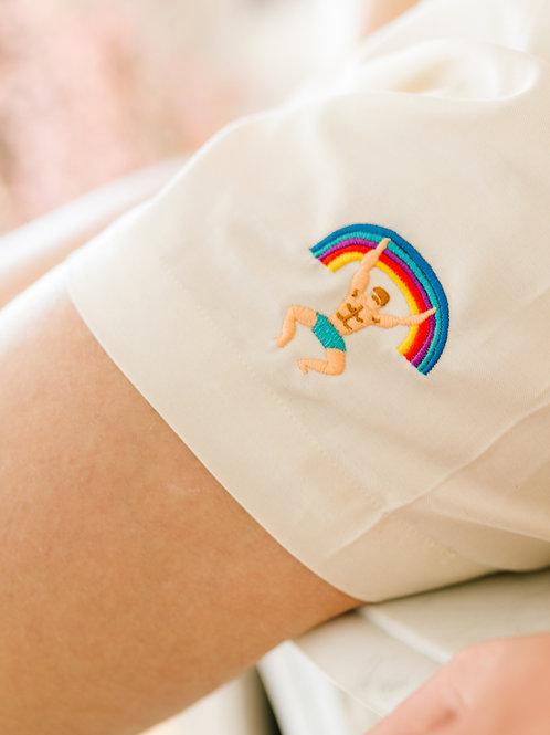 Lundi au Soleil• Caleçon Rainbow Man Mixte