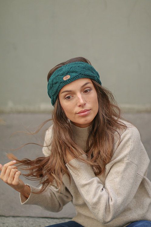 HEAD BAND CABAIA GREEN