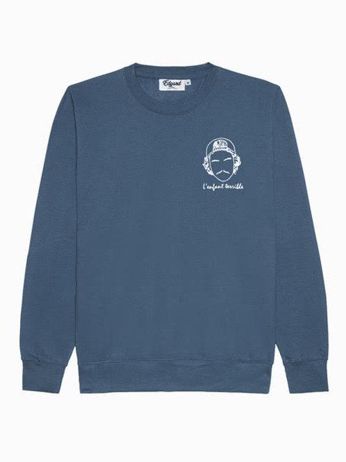 Edgard - Sweat Shirt L'enfant Terrible