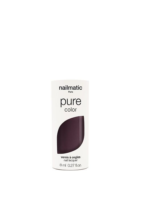 Nail Matic-  Vernis Biosourcé -Brune
