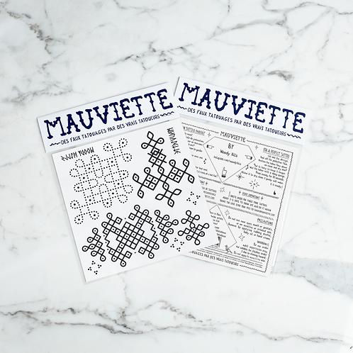 Mauviette - Sigles// woody