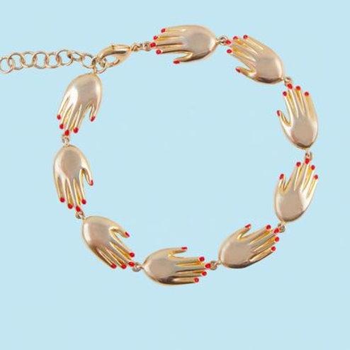 Coucou Suzette- Bracelet Amitié