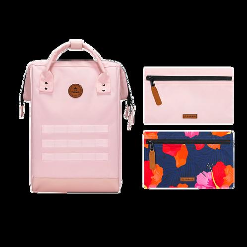 CABAIAI- Sac à dos Mini HANOI Light Pink
