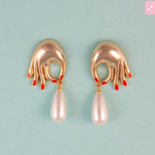 Coucou Suzette- Boucles d'oreilles Perles