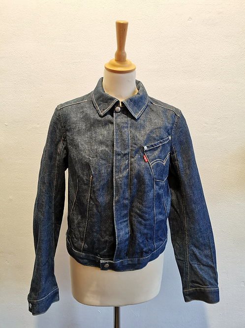 Ma selection Vintage- Blouson en Jean Levi's