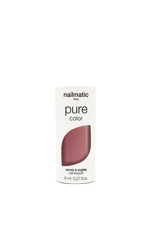Nail Matic-  Vernis Biosourcé -Ninon bois de rose