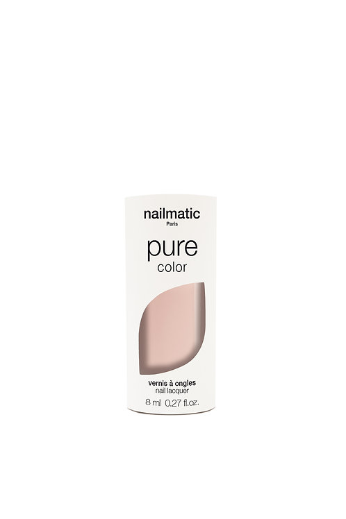 Nail Matic-  Vernis Biosorcé - Beige clair rosé- Sasha