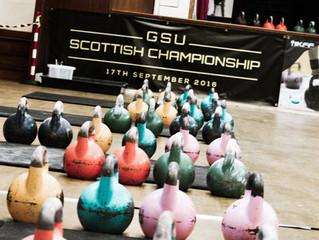 GSU Scottish Championships 2016