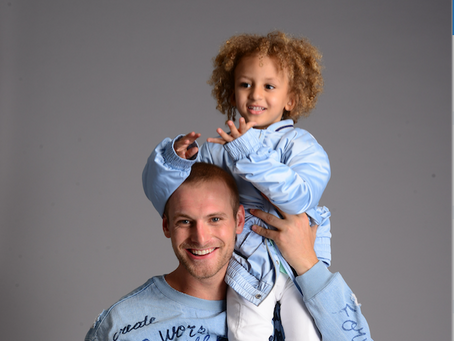 Ditch The Dad Look This Father's Day!
