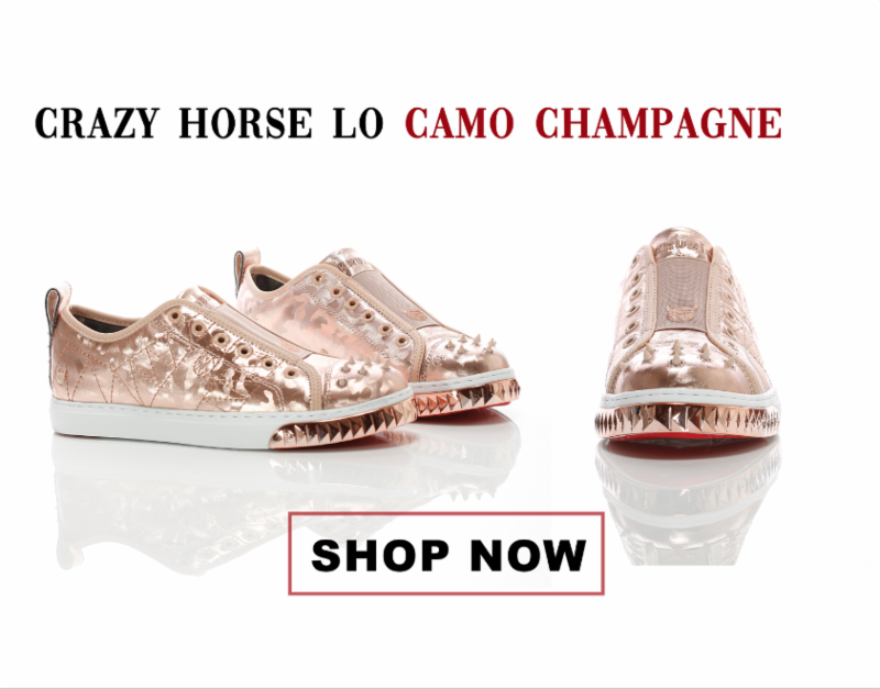 Women's Crazy horse Low sneaker in Camo Champagne from Kruzin with camouflage design and white sole.