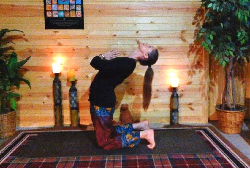 Yoga For EVERYbody - now on Wednesdays!