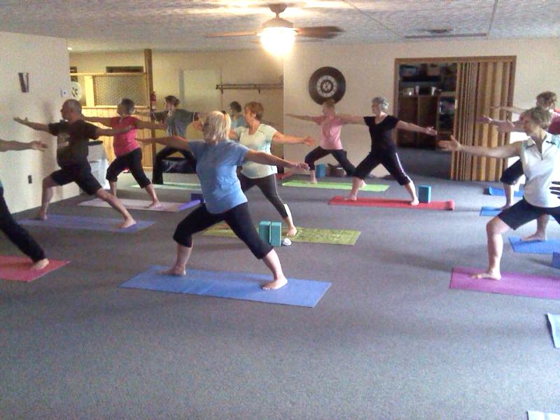 Yoga for Everybody
