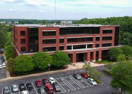 Newly acquired 124,000 SF Office Building in Cordova, TN