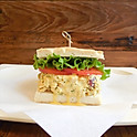 "Chickpea ""Chik'n"" Salad Sandwich"