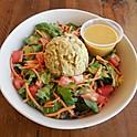 """""""Chik'n"""" Chickpea Salad"""