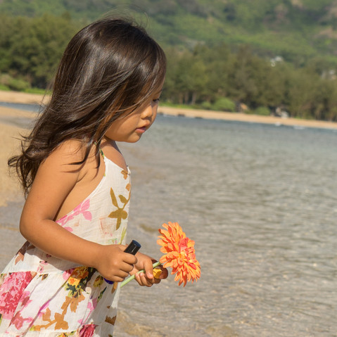 Family Beach Sessions - Hawaii