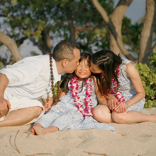 Family Portrait Session Beach Englewood Florida