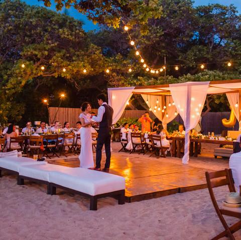 Hawaii Wedding - Liz + Tom