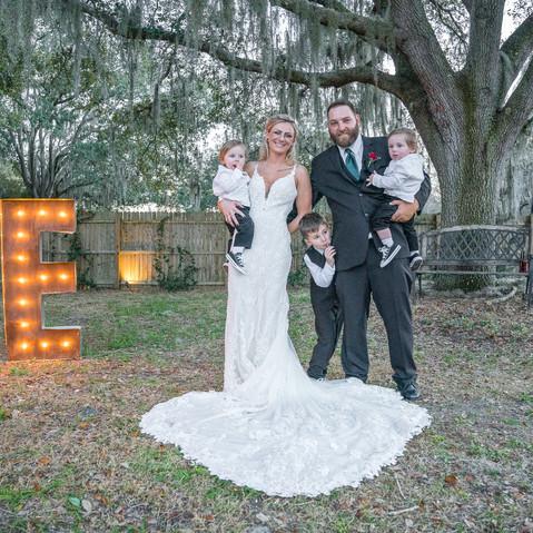 Chapel Creek Wedding - Brii + Jack
