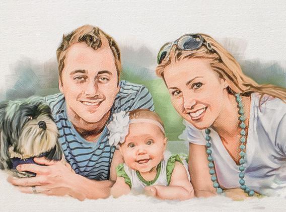 Palm_Island_Family_Portraits