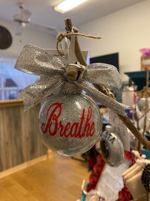 copy of Breathe Ornament