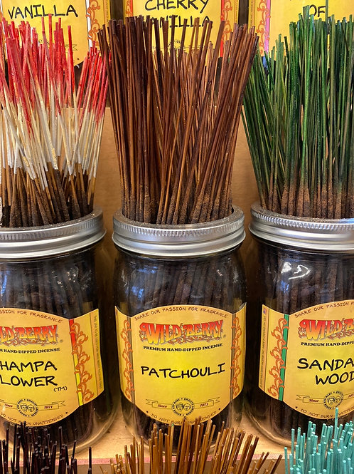 Incense by Wild Berry