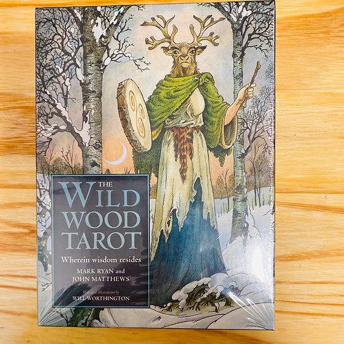 The Wild Wood Tarot by Mark Ryan and John Matthews