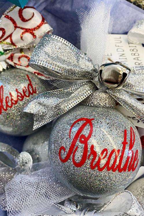 Breathe Ornament
