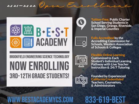 Why B.E.S.T. Academy?