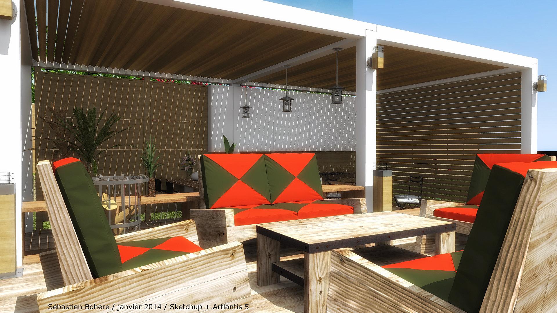 cuisine d 39 t design. Black Bedroom Furniture Sets. Home Design Ideas