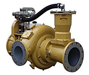 Cornell Solids Handling Pump
