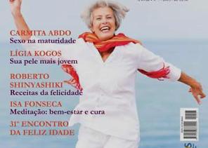 Encontro da Feliz Idade em revistas