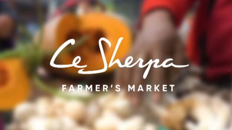 Le Sherpa Farmers Market