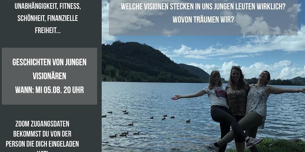 Geschichten von jungen Visionären...