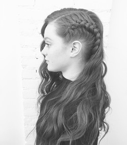 Braids and Waves Oribe