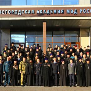 Учебно-методические сборы военных священников Нижегородской митрополии