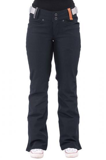 HOLDEN 16-17モデル ホールデン レディース W's Skinny Standard Pant BLACK スノーボード ウェア 細身 スキニー