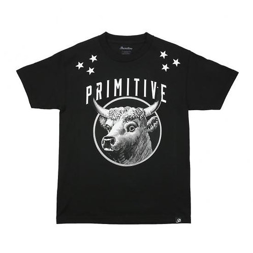 Primitive Apparel【プリミティブ】FTBS TEE (BLACK)