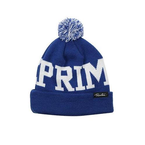 Primitive Apparel【プリミティブ】ボンボンニットキャップ|PRIME POM BEANIE|ビーニー BLACK