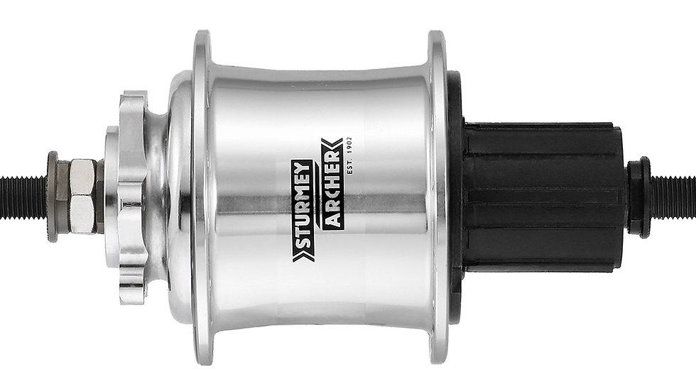 CS-RK3 Silver hub kit 3速フリーカセットハブキット シルバー(ディスク対応)